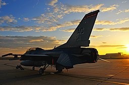 177th Fighter Wing - F-16 - 2010