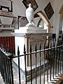1784Monument Sir Bourchier Wrey 6th Baronet TawstockChurch.JPG