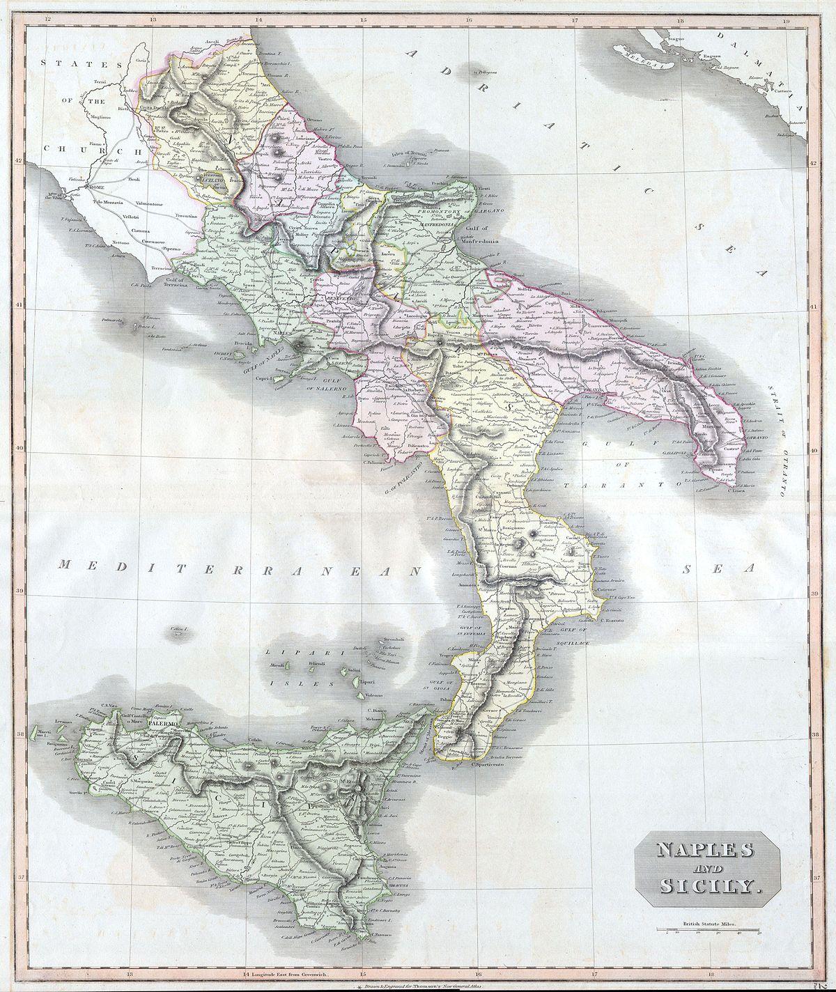 verbalone giurisprudenza catania italy map - photo#49