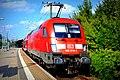 182 014, Германия, Саксония, о.п. Фрейбергер-штрассе (Дрезден) (Trainpix 33273).jpg