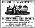 1851 Wakefield BostonDirectory.png