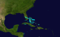 1859 Atlantic tropical storm 7 track.png