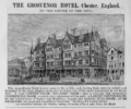 1885 Grosvenor Hotel Chester ad Harpers Handbook for Travellers in Europe.png