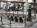 188 Claveguera i barana de la riera, Rambla del Portalet.jpg