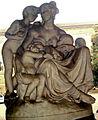 1890 - Milano - Fatebenesorelle - Vittorio Nesti, La Carità (1841) - Foto G. Dall'Orto, 22-Ott-2008.jpg
