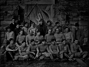 1898 Sewanee Tigers football team - Image: 1898Sewanee