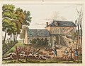 18 June 1815 – Waterloo – Napoléonic Casualties at Hougoumont.jpg