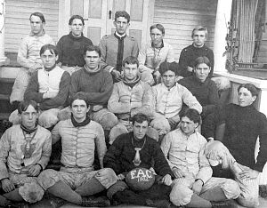 1902 Florida Agricultural College football team - Image: 1902 Florida Agricultural College football team