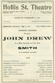 1911 Smith ad HollisStTheatre Boston.png