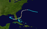 1935 Atlantic hurricane 7 track.png