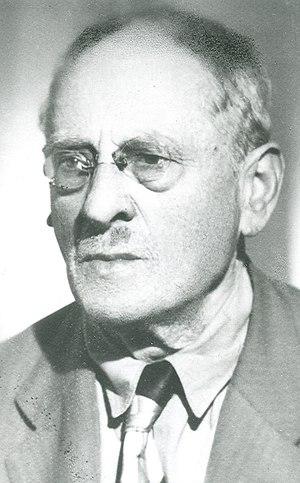 Oskar Rescher - Oskar Rescher