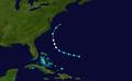 1948 Atlantic hurricane 9 track.png