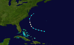 1948 Atlantic hurricane 9 track.png