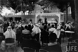 1956 Jordanian general election