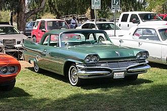 Dodge Dart - 1960 Dodge Dart Pioneer 2-door club sedan