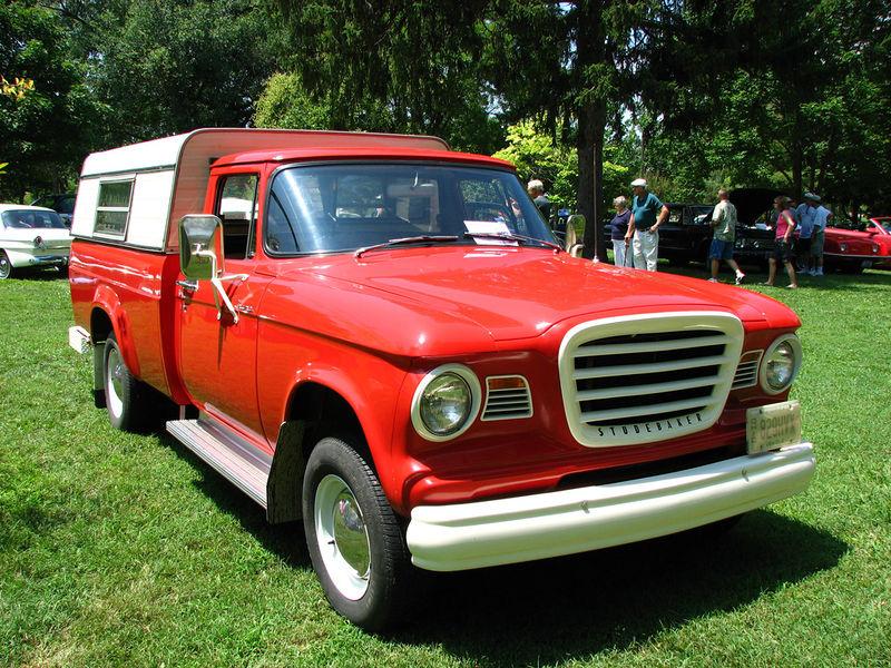 Vwvortex com robert bourke s haulers the 1949 64 studebaker trucks