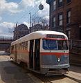 19660414 05 PAT PCC Streetcar, N. Charles St. @ Perrysville Ave.jpg