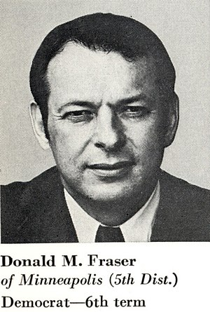 Donald M. Fraser - 1973, Congressional Pictorial Directory