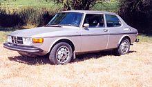 Saab 99 z roku 1974