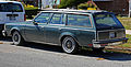 1981 Oldsmobile Cutlass Cruiser diesel rear.jpg