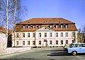 19880410950NR Herrnhut Brüderunität Zinzendorfpl 16 Comeniushaus.jpg