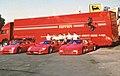 1990 Imola Ferrari 308-GTM GTO-Evo F40-LM.jpg