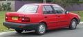 1991-1994 Hyundai Excel (X2) LS sedan 03.jpg