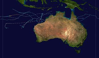 1999–2000 Australian region cyclone season cyclone season in the Australian region