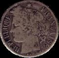 1 franc Cérès avers.png