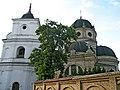 2.Жовква.Василіянський монастир (мур.).JPG