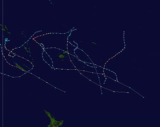 2002–03 South Pacific cyclone season cyclone season in the South Pacific ocean