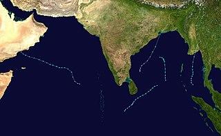 2002 North Indian Ocean cyclone season cyclone season in the North Indian ocean