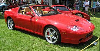 Ferrari 575M Maranello - 2005 Ferrari Superamerica