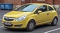 2006-2014 Opel Corsa D Front.jpg
