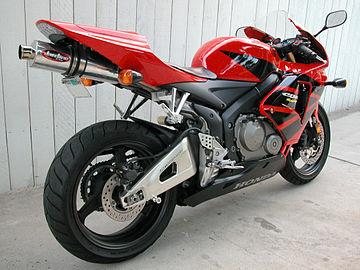 Honda Cbr600rr Wikiwand