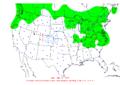 2007-01-10 24-hr Precipitation Map NOAA.png
