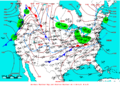 2007-03-07 Surface Weather Map NOAA.png