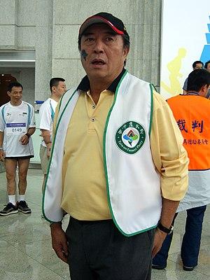 Ko Chun-hsiung - Ko Chun-hsiung in Taipei in 2007.