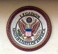 American Legation,...