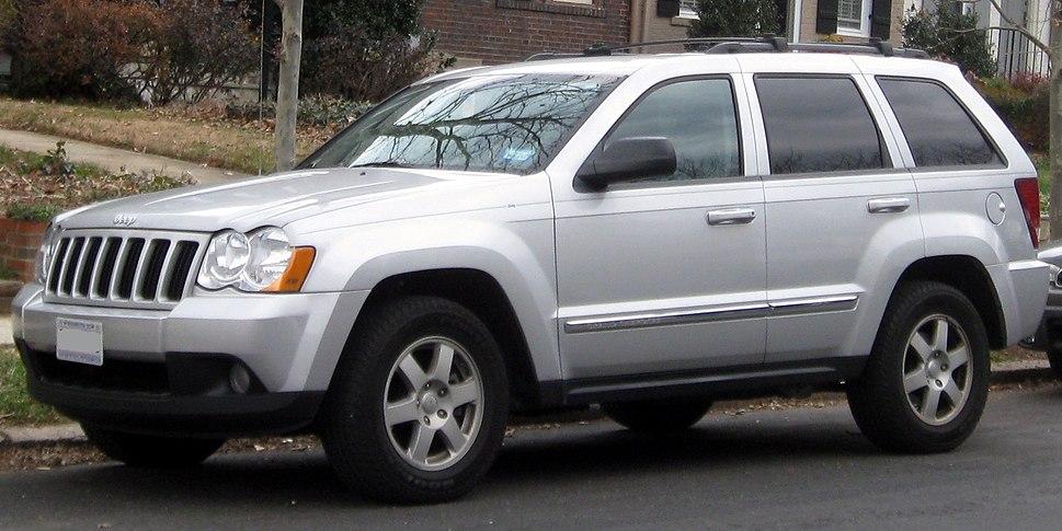 2008-2010 Jeep Grand Cherokee -- 01-07-2012