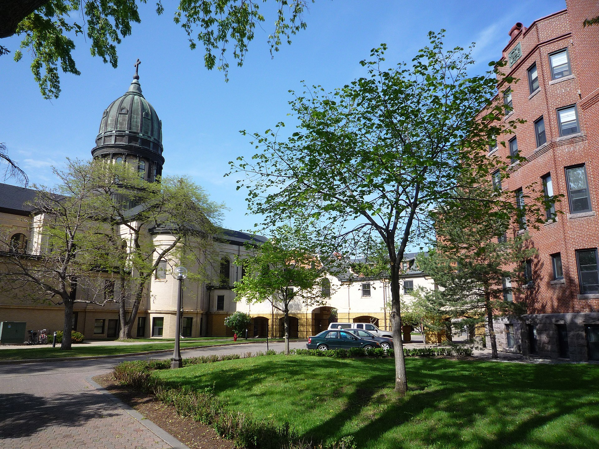 Saint Benedict's Monastery (St. Joseph, Minnesota) - Wikipedia