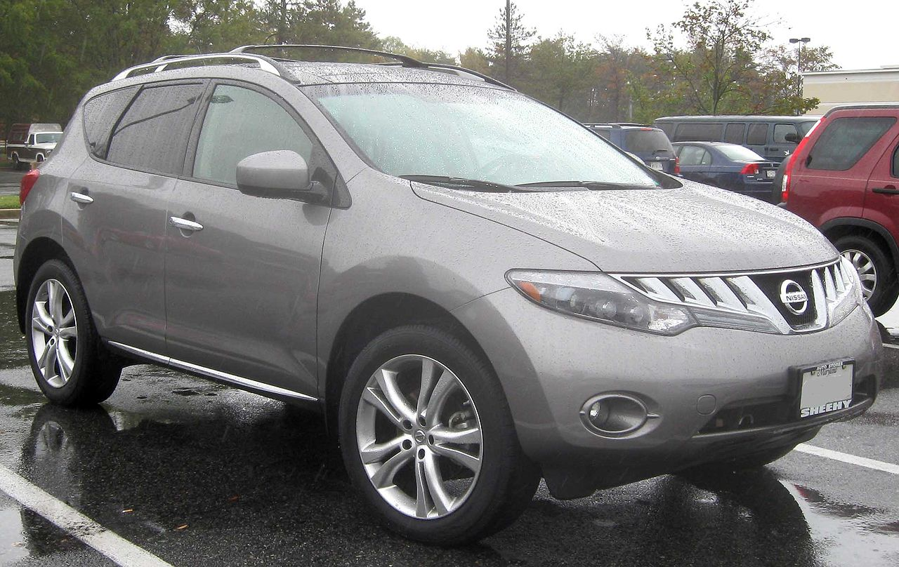 File2009 nissan muranog wikimedia commons file2009 nissan muranog vanachro Image collections