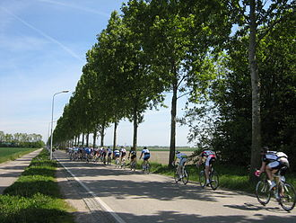 Olympia's Tour - 2010, near Hoofddorp