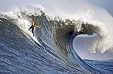 2010 Mavericks competition at Half Moon Bay, California
