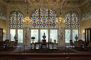 Niavaran Complex - Image: 2011 Sahebqraniyeh Palace Tehran 6250140114