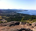 2012-07-12 View from the top of Mount Douglas.jpg