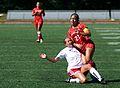 2012 SFU Womens Soccer (7918527900).jpg