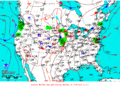 2013-06-23 Surface Weather Map NOAA.png