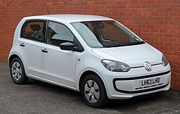 2013 Volkswagen Take UP! 1.0