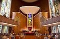 2014-05-05 Jüdische Gemeinde Hannover, Synagoge Haeckelstraße, Israel 66th Independence Day, (015) Eröffnungsrede Michael Fürst.jpg